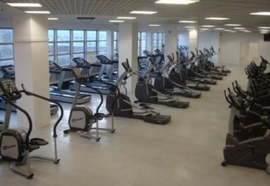 Cardio Equipment at Gym4all Basildon