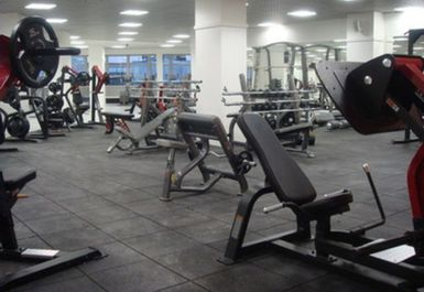 Gym Equipment at Gym4all Basildon