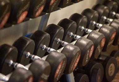 Stringer's Gym Image 1 of 7
