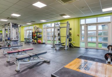 More Fitness Gym at The National Watersports