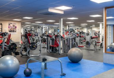 Crayford Weights And Fitness