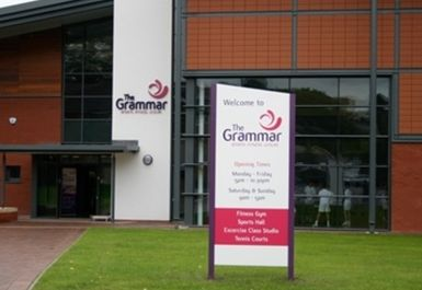 The Grammar Health & Fitness