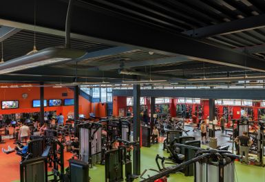 Bloomsbury Fitness Centre