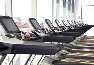 TREADMILLS AT BLETCHLEY LEISURE CENTRE MILTON KEYNES