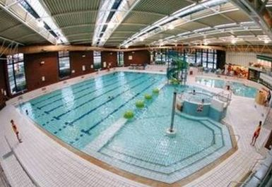 Swimming Pool at All Seasons Leisure Centre Preston