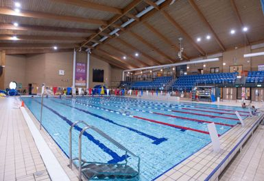 The Quays Swimming & Diving Complex