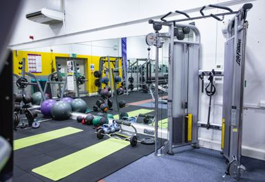 Chamberlayne Leisure Centre