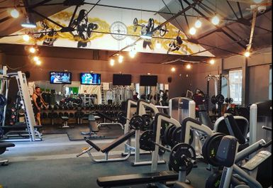 Energie Fitness Enfield