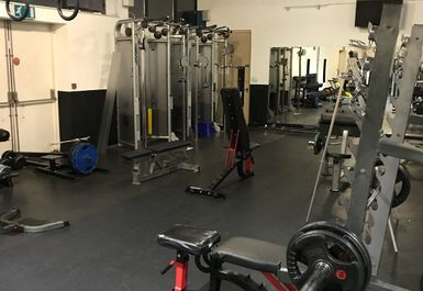 Full Fitness Gym