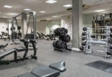 Weights Area at Simply Gym Wrexham
