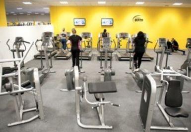 Cardio Area at Simply Gym Wrexham
