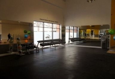 Free Weights at Simply Gym Wrexham