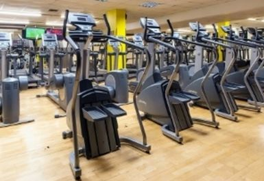 Gym Equipment at Simply Gym Coventry