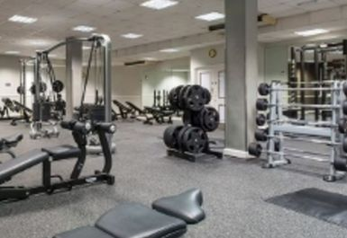 Main Gym Area at Simply Gym Coventry