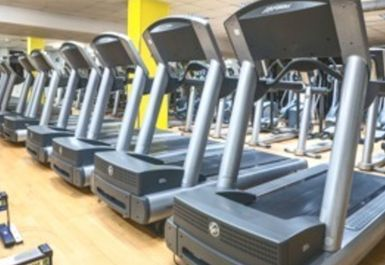 Treadmills at Simply Gym Coventry