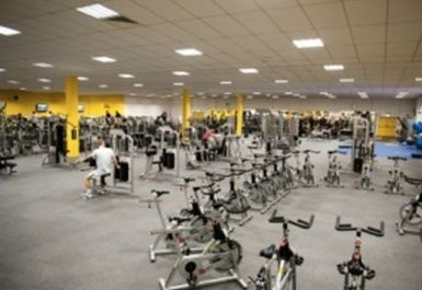 Simply Gym Crewe Image 1 of 6