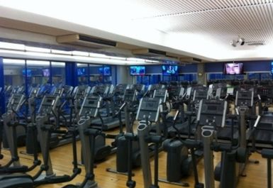 Simply Gym Swindon Image 1 of 6