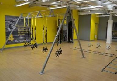 FUNCTIONAL TRAINING AT XERCISE4LESS STOCKTON NORTH