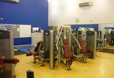 gym equipment at Sport at Kenton