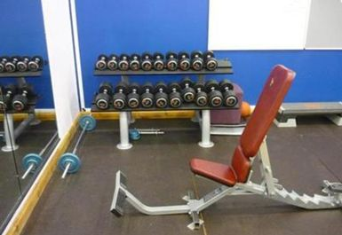 free weights at Sport at Kenton