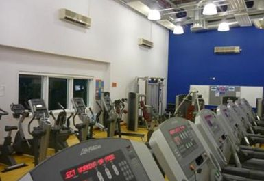 cardio at Sport at Kenton