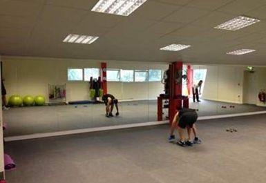 EXERCISE STUDIO AT ACTIVE4LESS BURNHAM