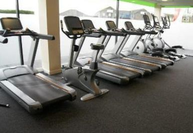 Treadmills at Elite Fitness Penrith