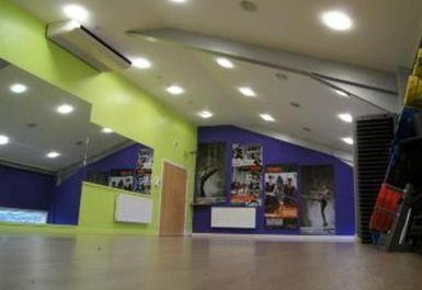 Exercise Studio at Elite Fitness Penrith