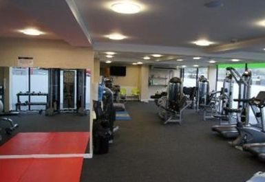 Gym Equipment at Elite Fitness Penrith