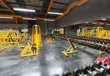WEIGHTS AT WORLDS GYM WALSALL