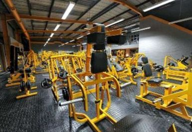 WEIGHTS MACHINES AT WORLDS GYM WALSALL