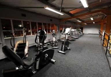 GYM EQUIPMENT AT WORLDS GYM WALSALL