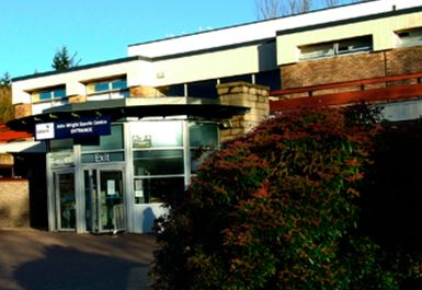 John Wright Sports Centre Image 1 of 6