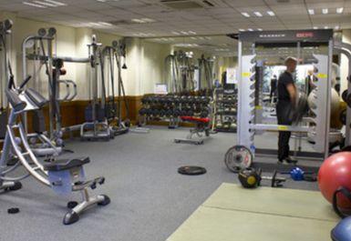 John Wright Sports Centre