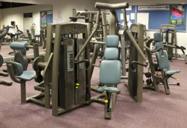 Uddingston Sports Centre Image 3 of 6