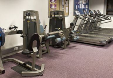 Uddingston Sports Centre Image 4 of 6