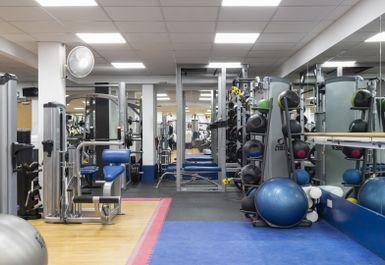 Aspire Leisure Centre