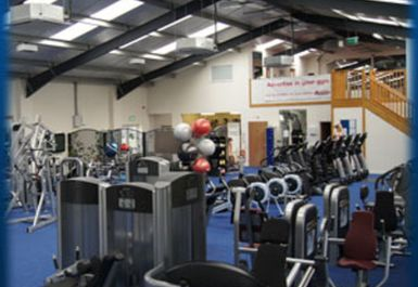 Amazon Gym Image 2 of 5