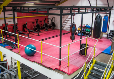 Fitness Factory Telford Image 3 of 7