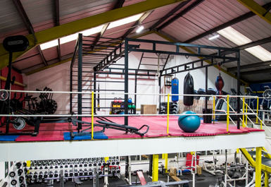 Fitness Factory Telford