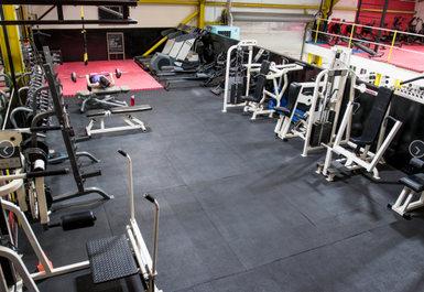 Fitness Factory Telford Image 6 of 7