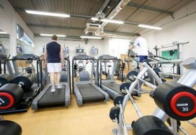 Gym Equipment at YMCA Watford at St Albans