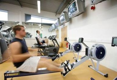 Rowing Machine at YMCA Watford at St Albans