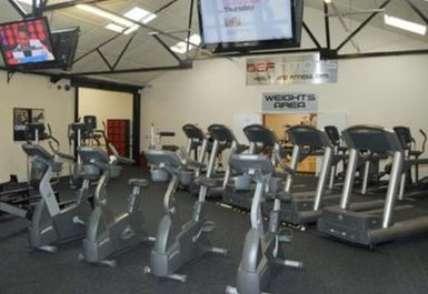 Definitions Health & Fitness Gym Image 5 of 6