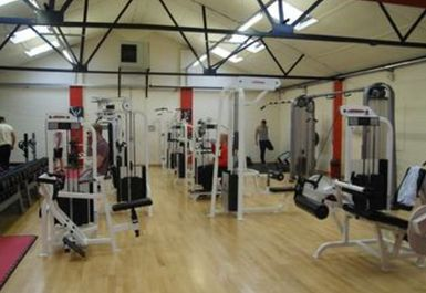 Definitions Health & Fitness Gym Image 6 of 6