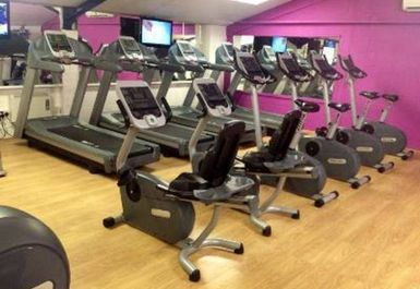 cardio at Zone Fitness Neston
