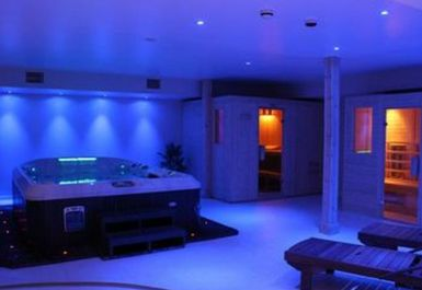 jacuzzi at Style Health & Fitness Norwich
