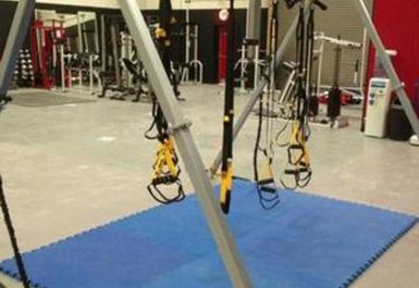 multi functional rig at Elite Fitness Academy Manchester