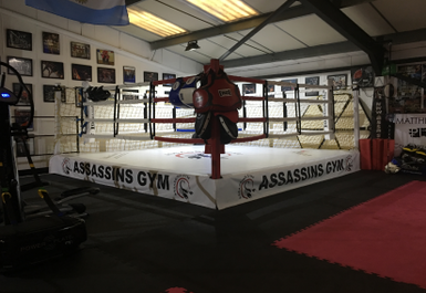 Assassins Gym Image 3 of 6