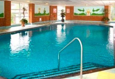 swimming pool at Quality Living Health Club (Wolverhampton)
